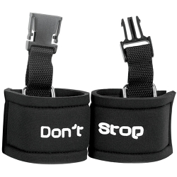 Taboo Kinky Cuffs: 'Don't Stop' from PinkCherry.Com